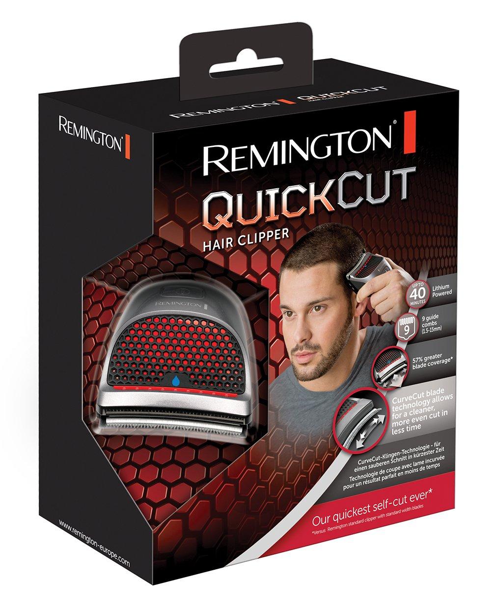 Remington HC4250 QuickCut - Cortapelos cb473661613c