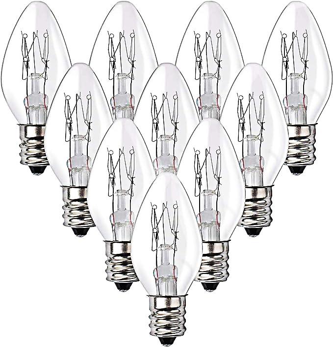20 watt or 15 watt NEW SCENTSY Brand Replacement LIGHT BULBS 3 PACK  25 watt
