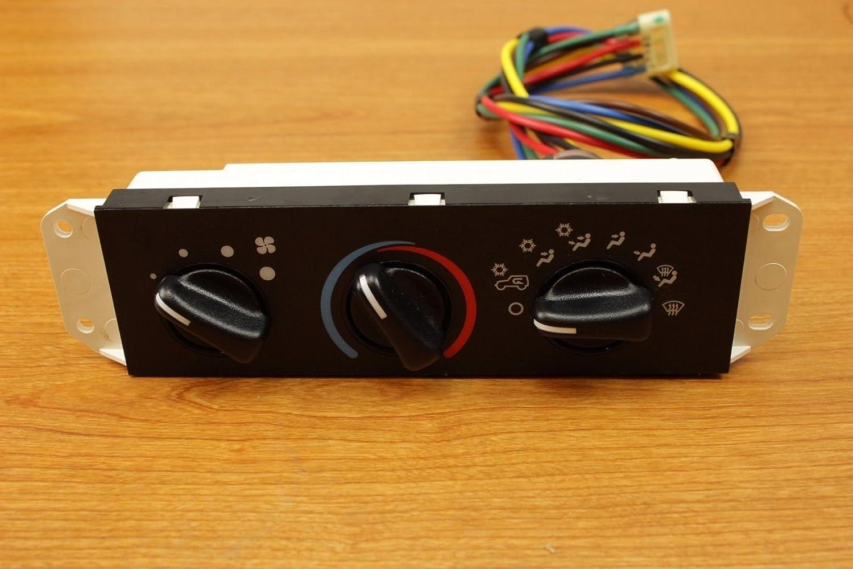 Apdty 5179985aa Amp 68052436aa Blower Motor Resistor Power 05102406aa Wiring Harness Amazoncom Jeep Wrangler A C Heater Control Unit Module Mopar Oem Automotive