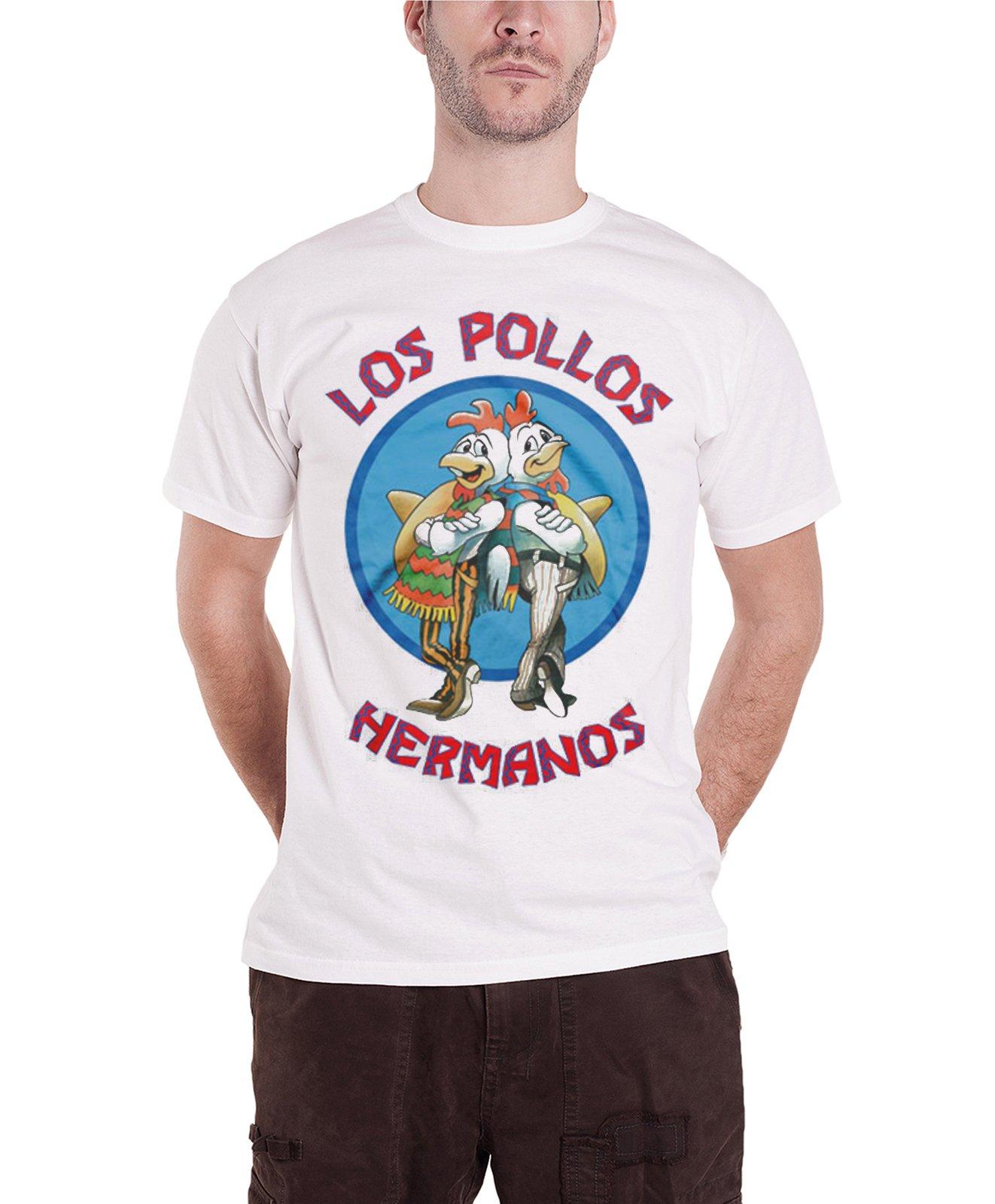 Breaking Bad Merchandise Los Pollos Hermanos T Shirt 2040