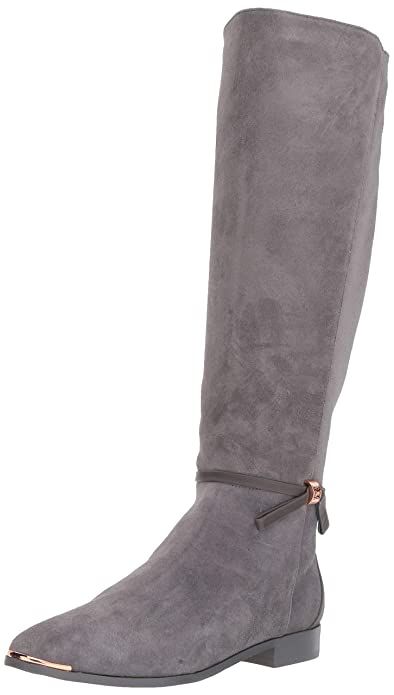 42530fccc3e Amazon.com  Ted Baker Women s Lykla Over The Over The Knee Boot  Shoes