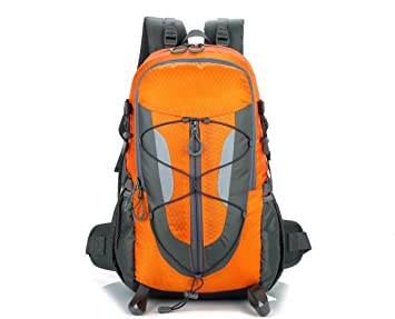 Lilys Locker - Mujer y Hombre 30L Mochila con Múltiples Almacenamiento Compartimiento para Senderismo Camping Viajes