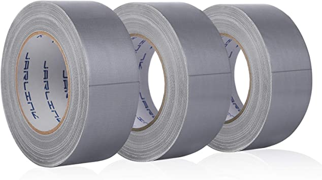 "Heavy Duty Duct Tape Double Thick Indoor Outdoor Adhesive Repair 1.88/"" x 12 yd"