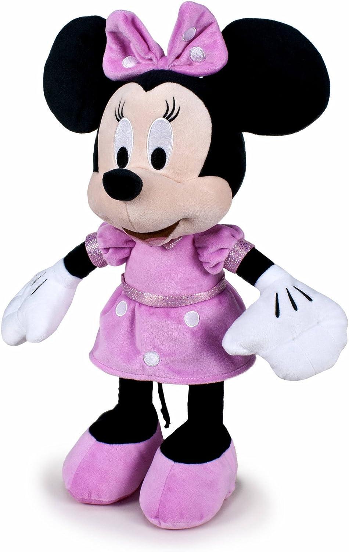 Famosa Softies- Mickey Mouse Minnie Club House, 43 cm (700004808)