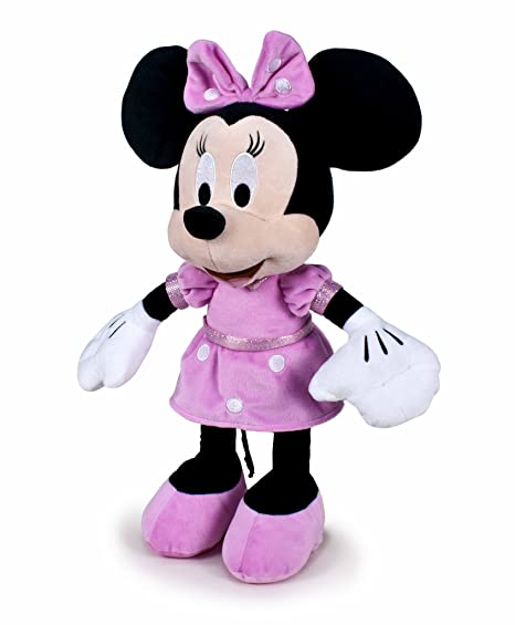 Quirón Mickey Mouse - Minnie Club House 43Cm (Famosa) 700004808