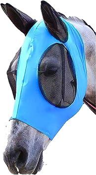 Migliori 7 Maschere protettive per cavalli