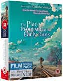 The Place Promised in Our Early Days / Voices of a Distant Star Twin Pack [Blu-Ray]