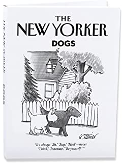 Amazon the new yorker stone age cartoons notecard wallet pack the new yorker dog cartoons notecard wallet pack of 10 cards nynw06 m4hsunfo