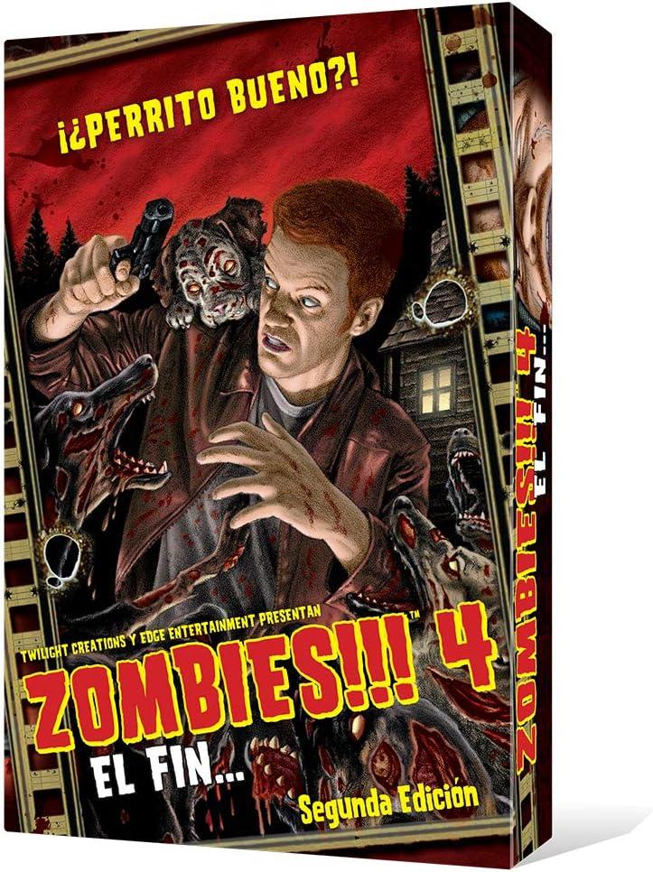 Zombies!!! 4: El Fin: Amazon.es: Juguetes y juegos
