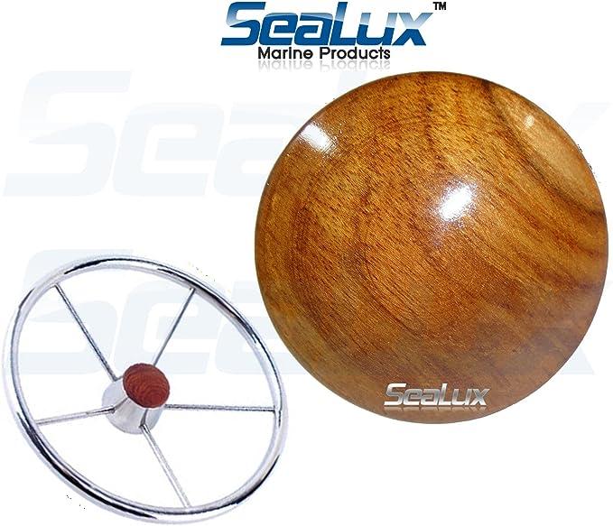 2-5//8 SDENSHI Boat Steering Wheel Center Cap New Face Diameter