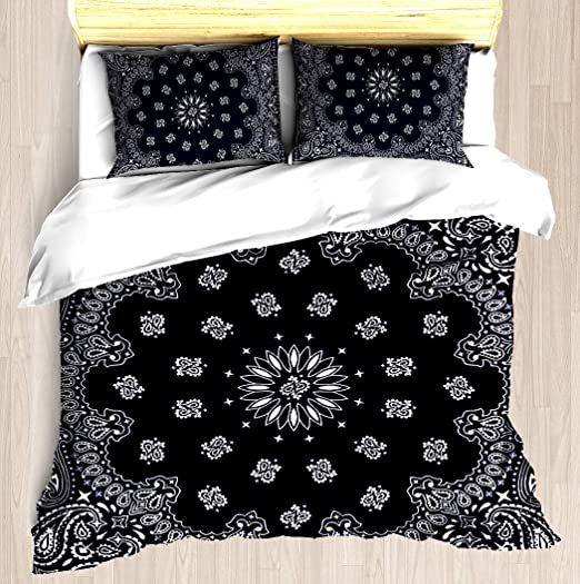 Flowers Berries Bed Lining Queen Size Bed Sets