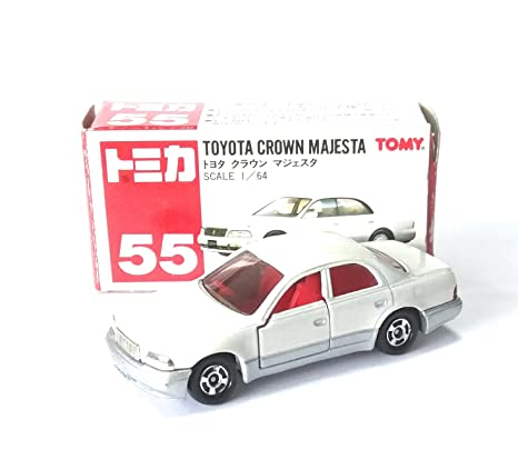 Amazon com: Toyota Crown Majesta Tomica No 55: Toys & Games