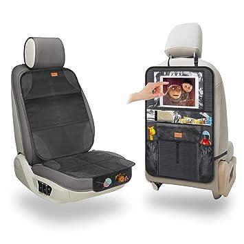 Amazon.com: AEMIAO Car Back Seat Protector - Backseat Organizer ...