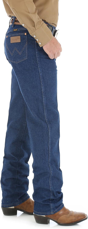 Wrangler Men/'s 13MWZ Cowboy Cut Original Fit Jean