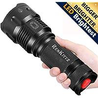 Linterna LED Alta Potencia Militar T6 de Enfoque