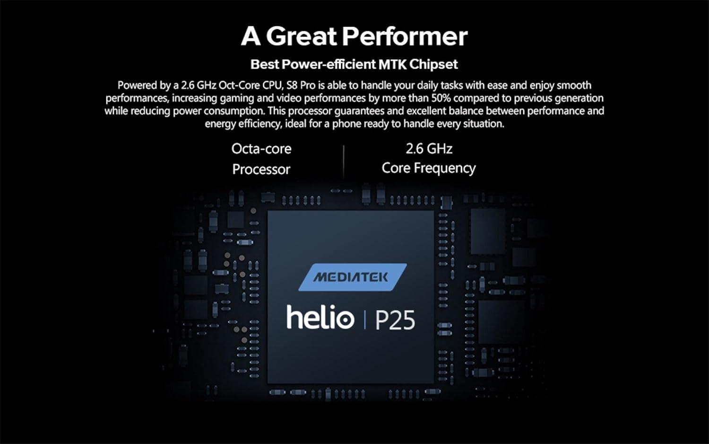 Leagoo S8 Pro Smartphone, 5.99