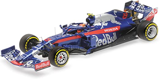 Scuderia Toro Rosso Honda Str14 Alexander Albon 2019 MINICHAMPS 1:43 417190023 M