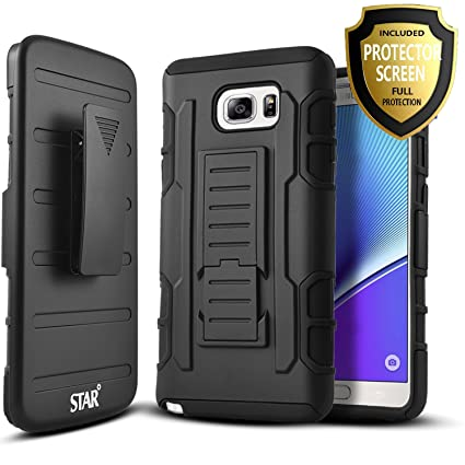official photos adf30 9e6a3 HTC U Ultra Case, Starshop [Heavy Duty] Dual Layers Kickstand Case ...