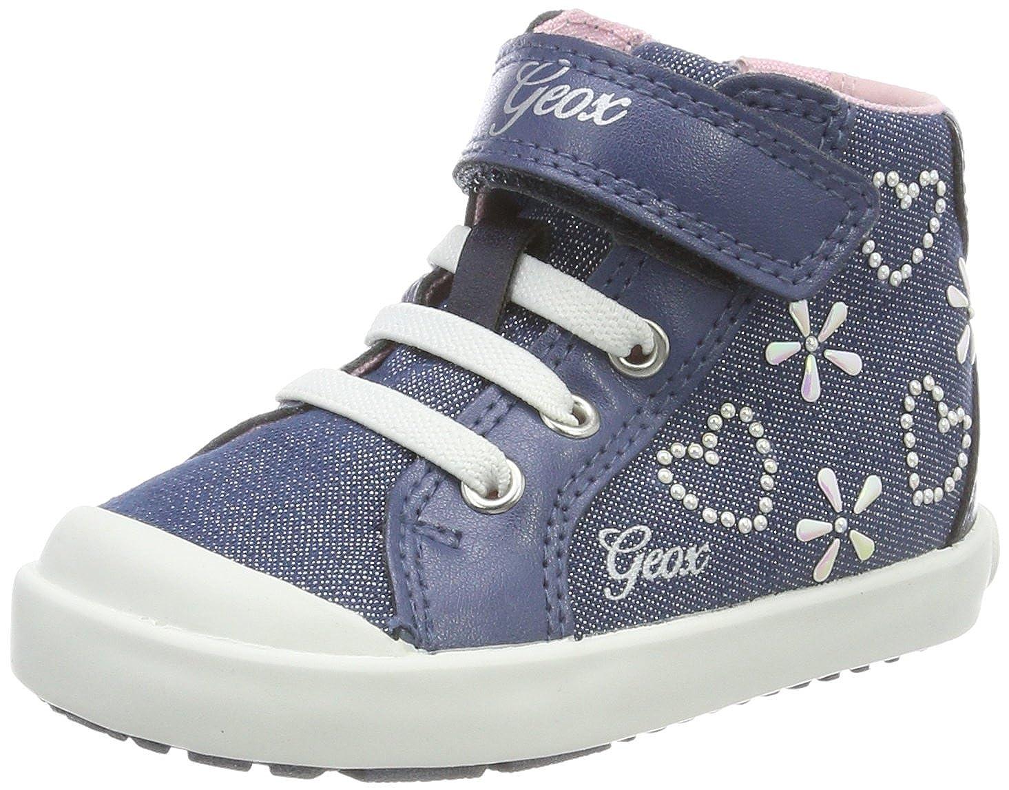 Geox B Kilwi E, Sneakers Basses bébé Fille B82D5E