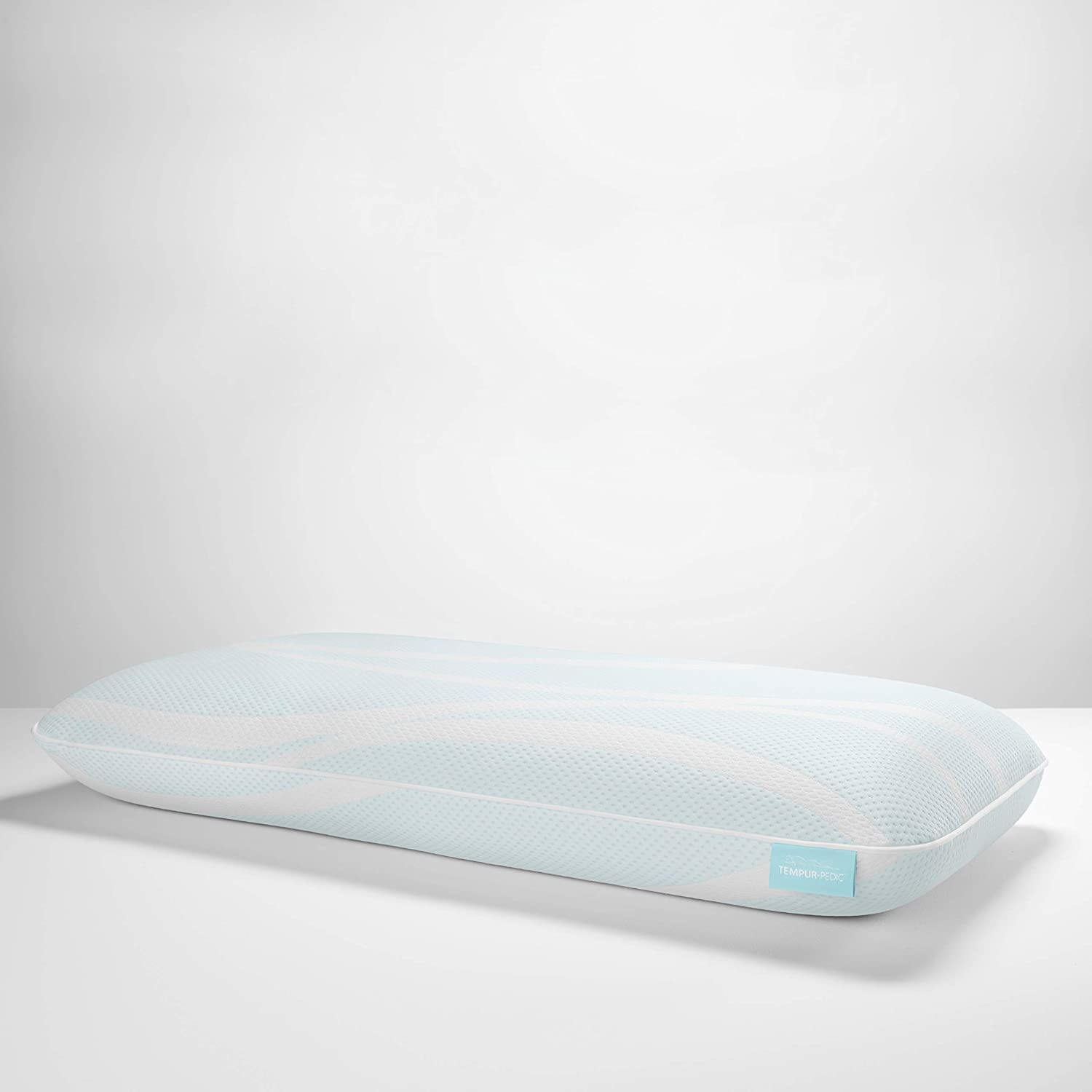 TEMPUR-PEDIC TEMPUR-Breeze ProLo King Size Pillow, White