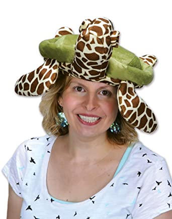 Amazon.com: Beistle 60046 Tortugas de mar Sombrero de felpa ...