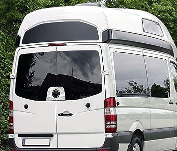 Mercedes Sprinter W906 cromo trasero Emblema paneles Acero Inoxidable Borde Marco: Amazon.es: Coche y moto