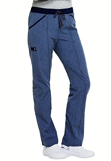 c270611aa08 Image Unavailable. Image not available for. Color: ScrubStar Womens Fashion  Collection 4-Way Stretch ...