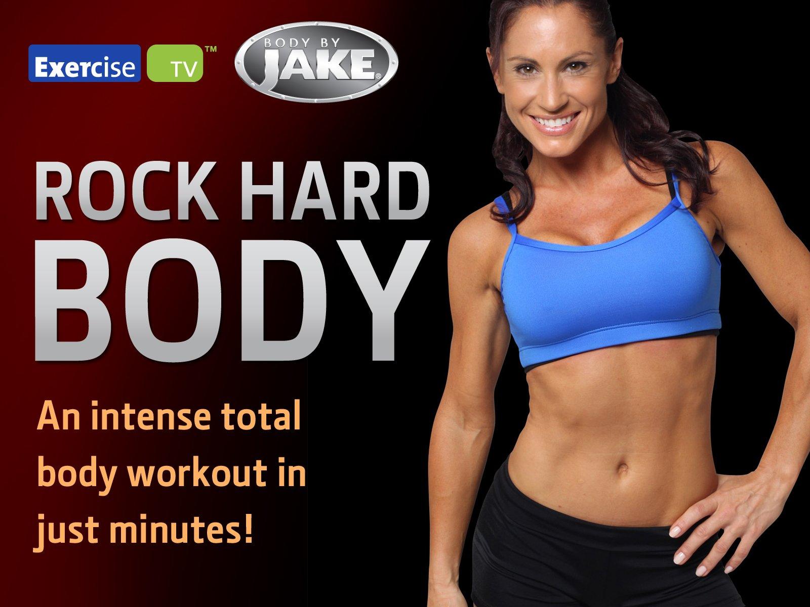 Get a Rock-Hard Body