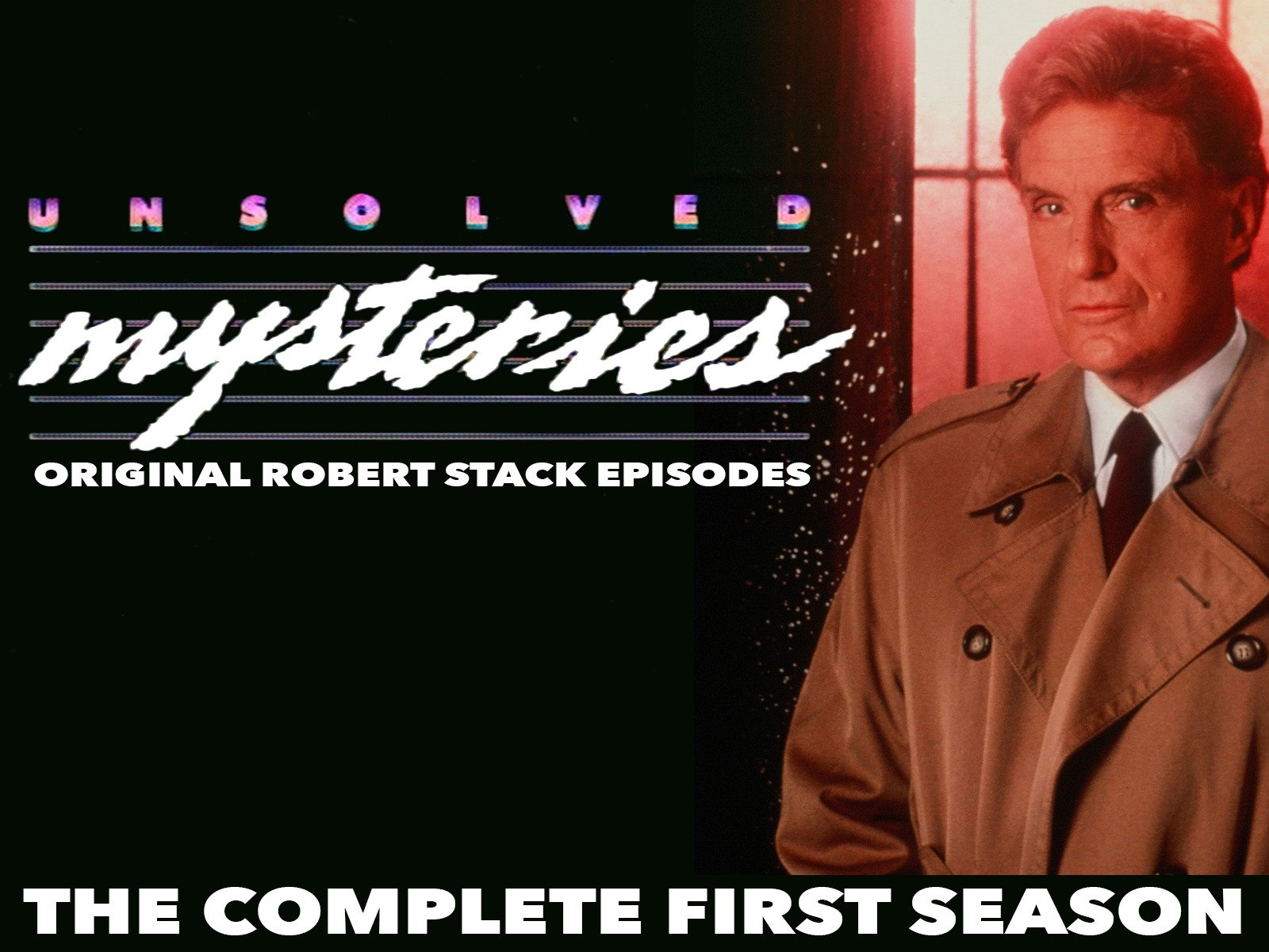Amazon.com: Unsolved Mysteries: Original Robert Stack Episodes ...