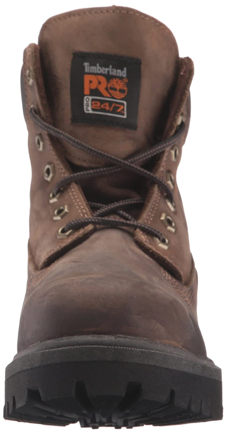 steel toe boots timberland
