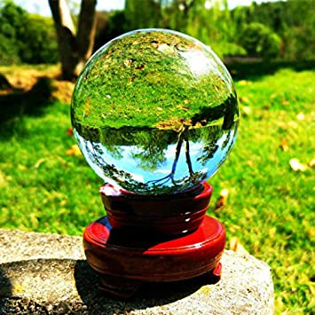 Amazon Photography Crystal Ball Photography With Stand And