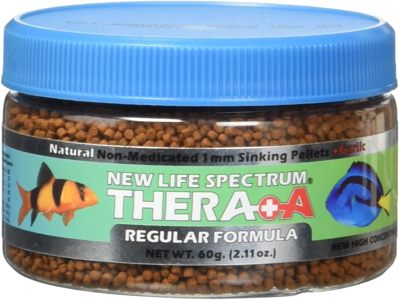 New Life Spectrum Thera A Formula Non-medicated Anti-Parasitic- 60 g