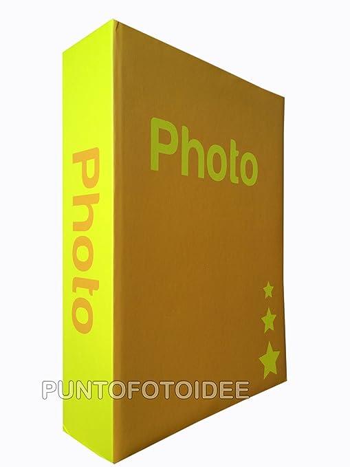 9 opinioni per Album Fotografico Basic a Tasche 13X19- 300 Foto- Memo- Giallo