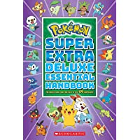 Super Extra Deluxe Essential Handbook: The Need-To-Know Stats and Facts on Over 900 Characters