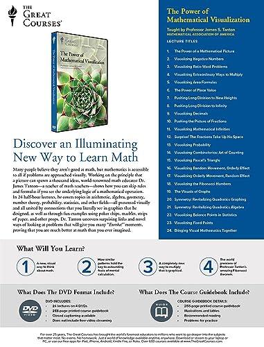 Amazon.com: The Power of Mathematical Visualization: James S. Tanton ...