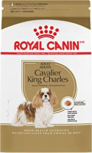 Royal Canin Cavalier King Charles Spaniel Adult Breed Specific Dry Dog Food, 10 lb. bag