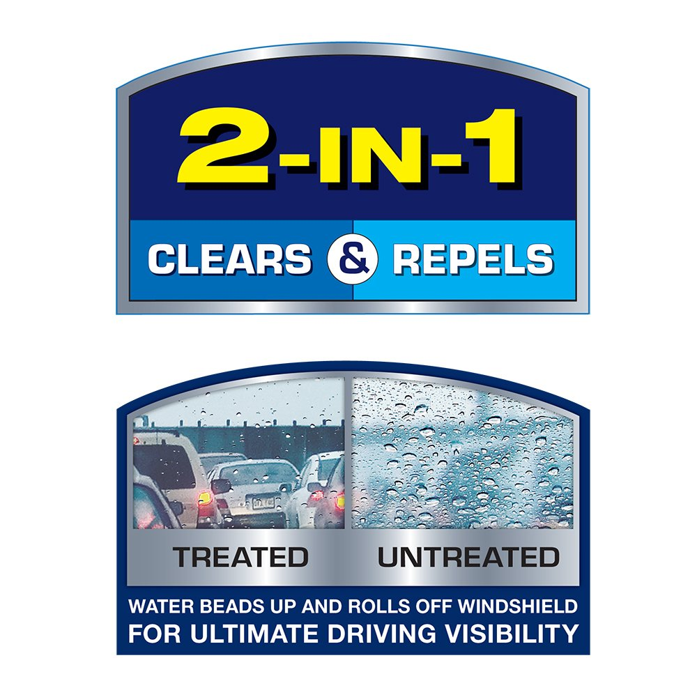 Rain-X 5079278-2 21 Latitude Water Repellency Wiper Blade