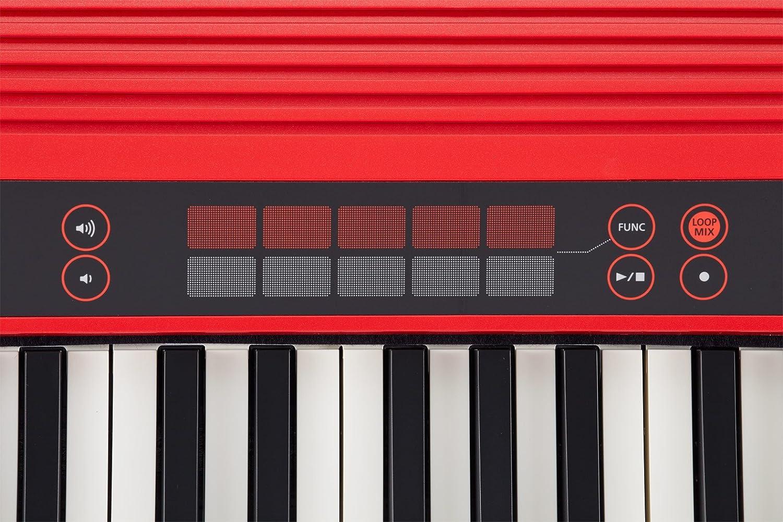 61 Keys 61-Key GO:PIANO Digital Piano 61-note Keyboard with Alexa built-in GO-61P-A Roland