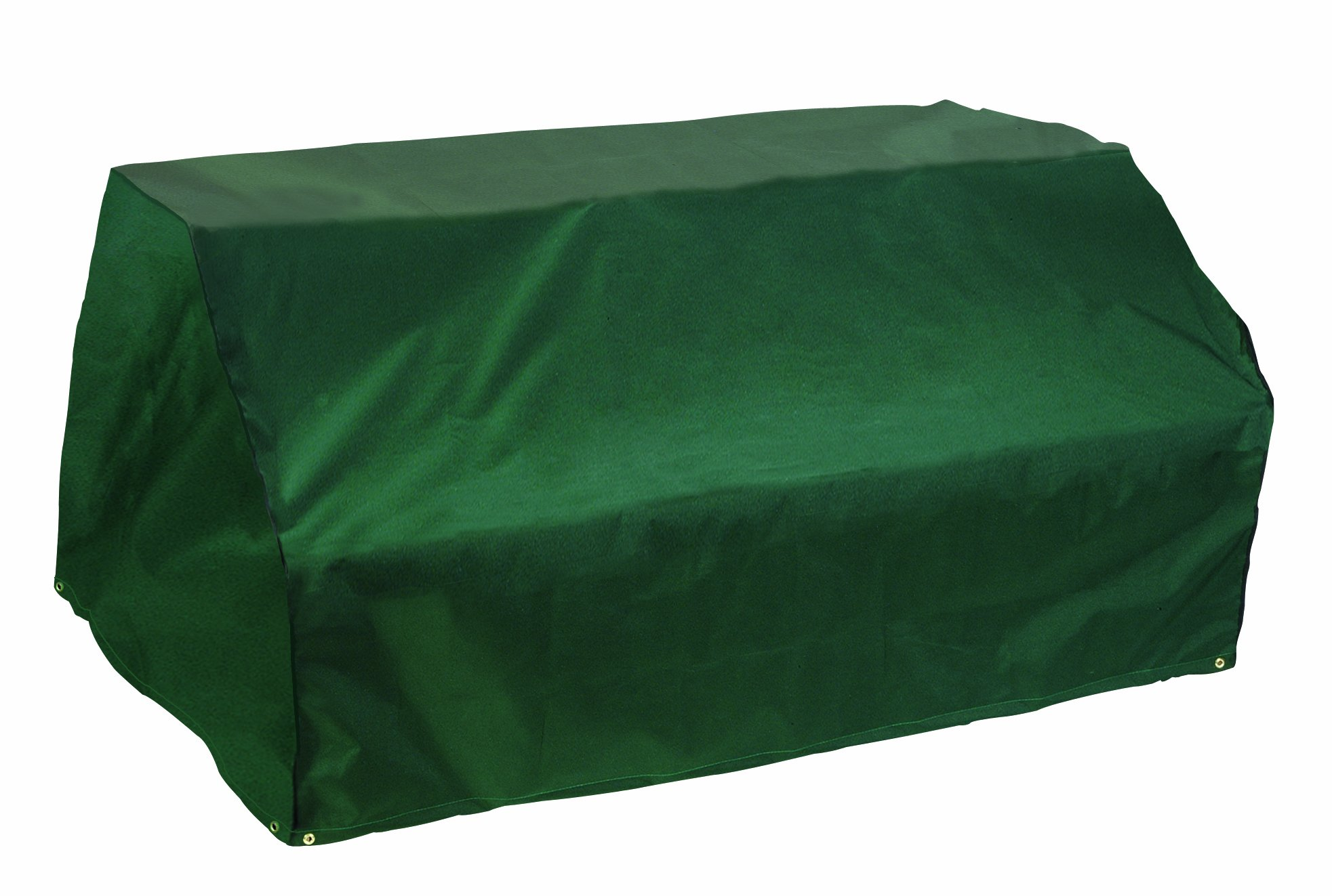 Bosmere C632 Weatherproof Picnic Table Cover, 86'' L x 65'' W x 36'' H, Green