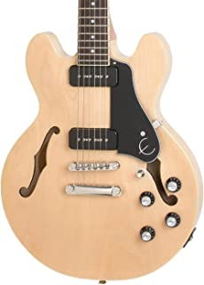 Epiphone ES-339 P90 PRO Semi-Hollowbody Electric Guitar Natural
