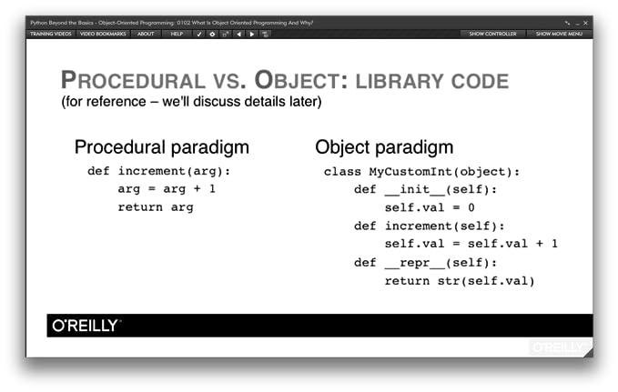Amazon com: Python Beyond the Basics - Object-Oriented