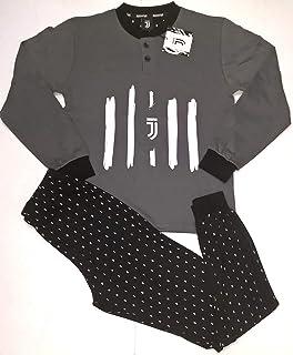 Amazon Pigiama Juventus Abbigliamento it Ufficiale Invernale Uomo B11WqwIv