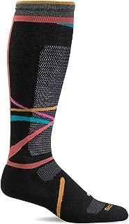 product image for Sockwell Women's Free Ski Medium Compression Sock