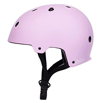 66ddc7a3f30 Critical Cycles Classic Commuter Bike Skate Multi-Sport CM-2 Helmet with
