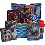 Ultimate Super Hero Birthday Gift Baskets For Kids, Fun and Games Ideal Get Well Gift for kids 3 to 8 Years Old