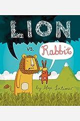 Lion vs. Rabbit Paperback