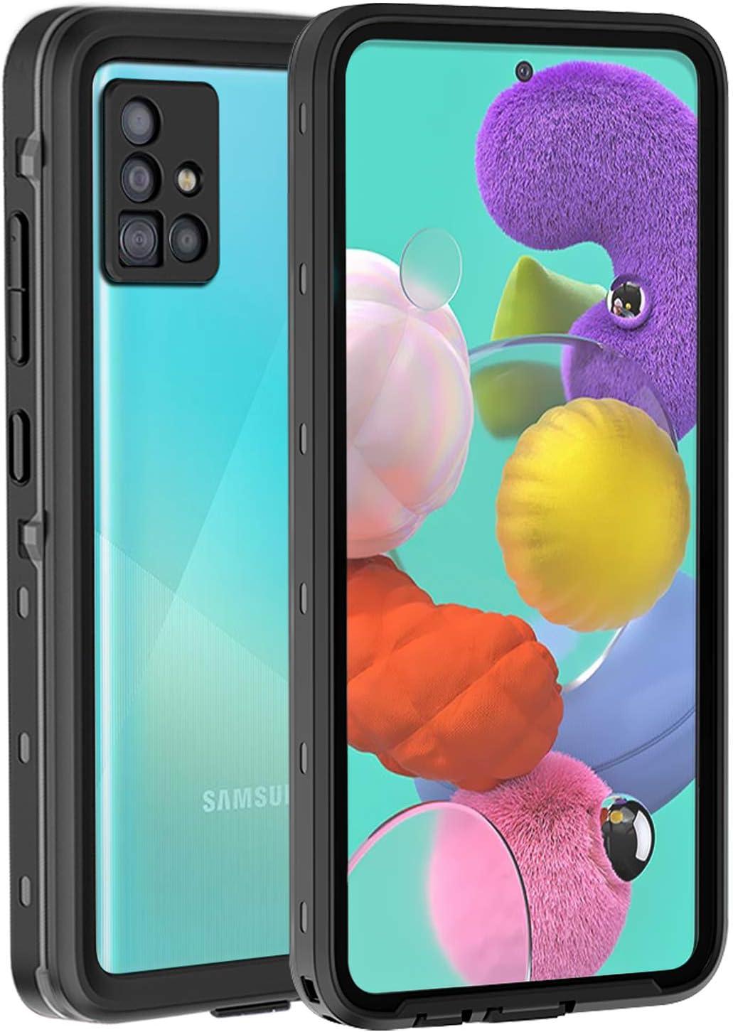Lamcase Schutzhülle Für Galaxy A51 Wasserdicht Mit Elektronik