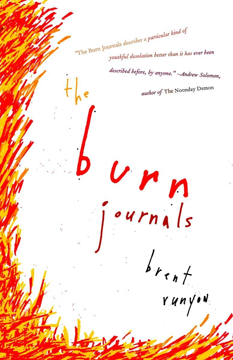 book report on the burn journals