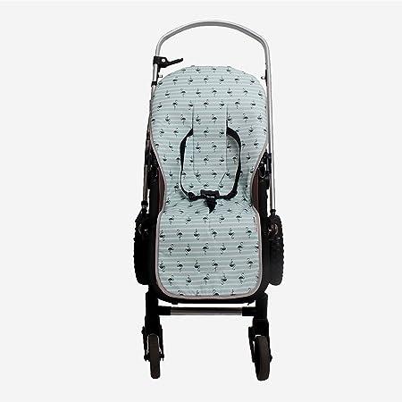 Colchonetas Para Silla De Paseo Universal Bebé Mint Amazon Es Bebé
