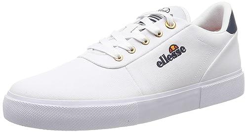 Ellesse Alto, Zapatillas de Deporte para Mujer, Blanco (White 000), 42 EU: Amazon.es: Zapatos y complementos